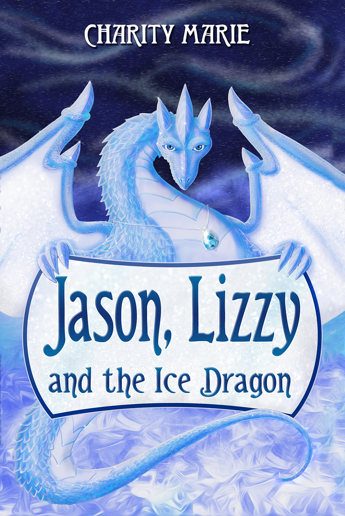 Jason, Lizzy, and the Ice Dragon