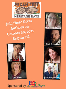 Pecan Fest Heritage Days | Charity Marie, Author