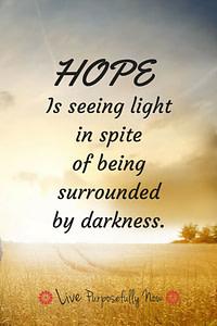 Choose Hope | CharityMarie..com